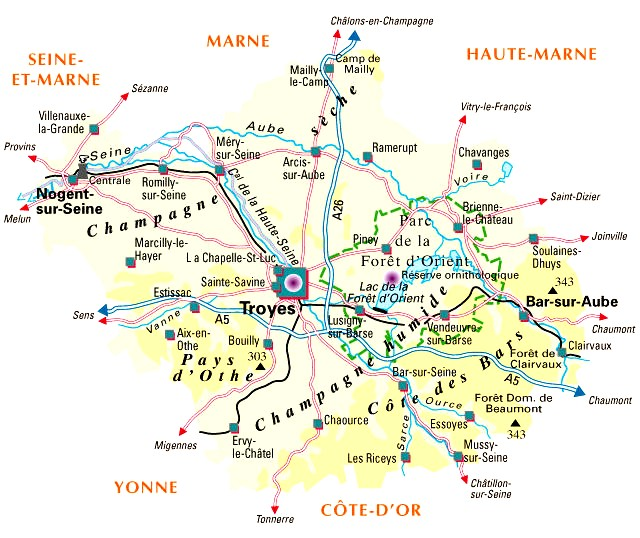 Carte Departement Aube (10)
